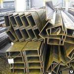 Швеллер 20 У сталь 09г2с ГОСТ 8240-97