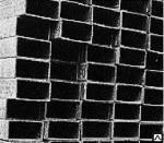 Труба алюминиевая 100х40 (профильная, прямоугольная)