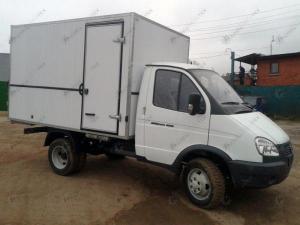 Фургон автомастерская ГАЗ-3302 и ГАЗ-33027 Газель Бизнес ПАРМ