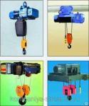 Таль электрическая передвижная тип 20HVAT г/п 4т, h=7.5м-14.5м (полиспаст
