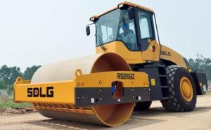 Дорожный каток SDLG RS8160