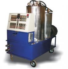 Мобильная установка для очистки турбинных, индстриальных, гидравлических масел ОТМ-5000