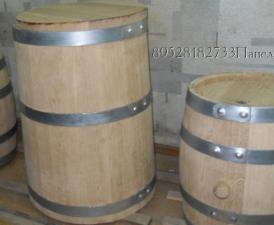 Кадки для соления, чаны для виноделия