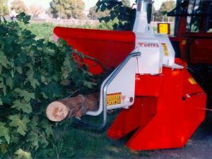 Измельчитель древесины Gandini Chipper Line 13