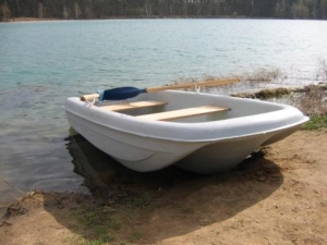 лодки из литого полиэтилена видео