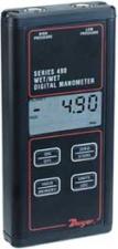 Дифференциальный переносной цифровой манометр для жидкости 490 Dwyer