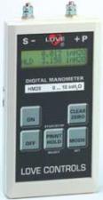 Поверочный дифференциальный манометр HM28 (+/-0,05%; +/-0,1%; +/-0,2%) Dwyer