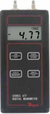 Дифференциальный точный манометр 477A (+/-0,1%) Dwyer