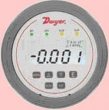 Контроллер дифференциального давления Digihelic® серии DH3