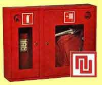Шкаф пожарный ШПК-315 закрытый/открытый