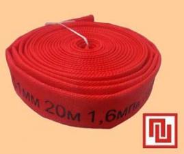 Рукава пожарные напорные 5ELEM-Expert, с пропиткой, износостойкий (1,6МПа), д.51мм, дл.20м