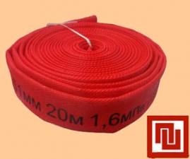 Рукава пожарные напорные 5ELEM-Expert, с пропиткой, износостойкий (1,6МПа), д.77мм, дл.20м
