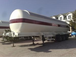 Газавоз полуприцеп LPG 45 000 лт.