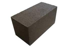 Блоки пескоцементные, полнотелые, 390х190х188