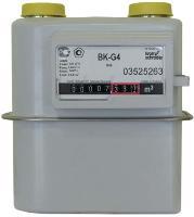Счетчик газа диафрагменный BK-G1.6, BK-G2.5, BK-G4