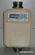Счетчик газа утразвуковой УБСГ-001 G10T