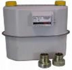 Счетчик газа мембранный BK-G10; G16; G25 G40