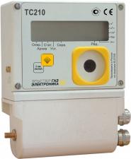 Электронный температурный корректор объема газа TC-210 (ТС-215)