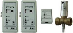 Система автоматического контроля загазованности модернизированная