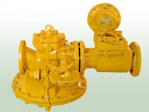 Регуляторы давления газа РДБК-1