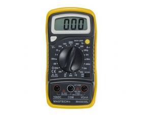 Цифровые мультиметры Mastech MAS838