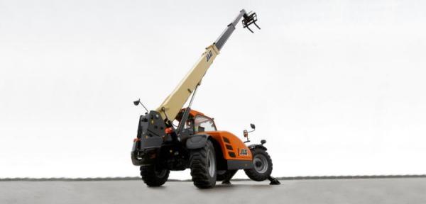 Телескопические погрузчики JLG Industries (США) от ООО с ИИ Юромаш