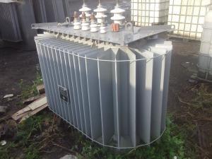 ТМГ-400/10/04, силовой трансформатор с хранения, бу. Продам