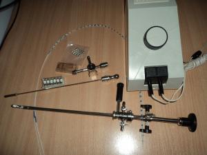 Цистоскоп катетеризационный двухсторонний ЦИК 2-2