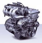 Двигатель змз-4062, 145 л. с, 1-я комплектация