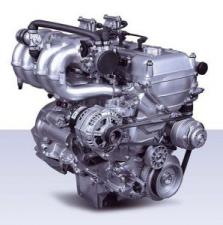 Двигатель змз-40522, 152 л. с, 1-я комплектация