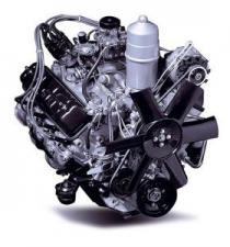Двигатель змз-511, 125 л. с, газ-53, газ-3307