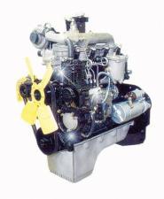 """Двигатель Д245.12С-230М на ЗИЛ-5301 """"Бычок"""""""