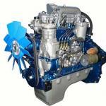 "Двигатель Д245.7Е2-1807 на газ-3310 ""Валдай"""