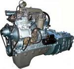 """Двигатель Д245.30Е2-1802 с кпп маз-4370 """"Зубренок"""""""