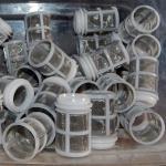 Фильтр грубой очистки штукатурной станции