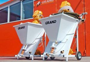 Grand АКЦИЯ Штукатурная станция Grand 3