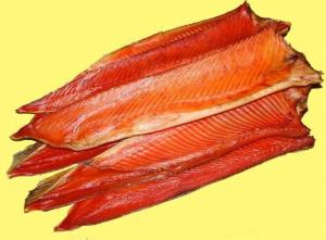 Рыба Горбуша х./к вакуум