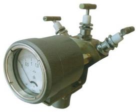 Дифманометр ДСП-80В с вентильным блоком