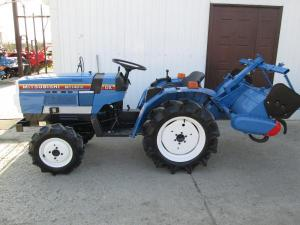 Японский трактор Mitsubishi MT1401D