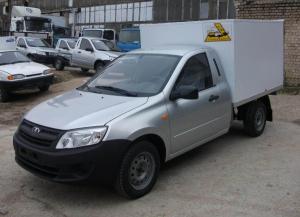 ВИС-2349 фургон granta цена