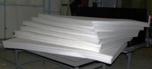 Поролон стандартный пл.25 г/м.куб, толщ. 10 мм