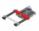 Съемник гидравлический транспортируемый низкопрофильный (СГТ2100НП1100)