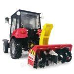 Снегоочиститель СТ-1500 на трактор МТЗ-320