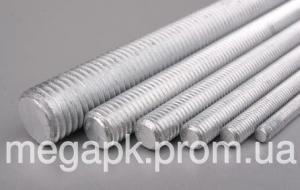 Шпилька М20 DIN 975 нержавеющая сталь А2