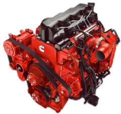 Двигатель Cummins ISF3.8 в сборе