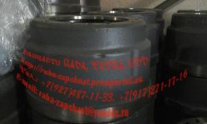 Тормозной барабан RABA 007.11-3341-031