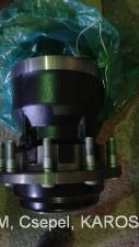 Ступица колеса RABA AU-10981, в сборе РАБА AU-10980