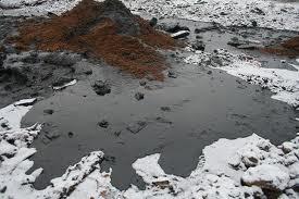 Утилизирую нефтешламы. Утилизация кислых гудронов. Утилизация производственных отходов