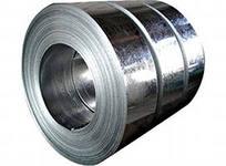 Рулонная оцинкованная сталь НЛМК шириной 600,740,760мм толщиной 0,7-0,8-1,0мм.