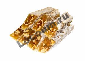 Лукум визирь с грецким орехом